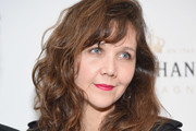 Maggie Gyllenhaal Medium Curls with Bangs