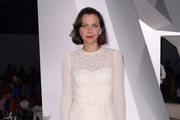 Maggie Gyllenhaal Midi Dress