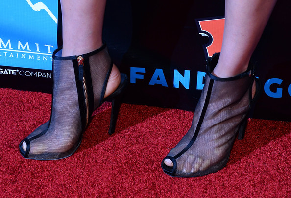 Maggie Q Shoes