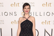 Maggie Siff Strappy Sandals