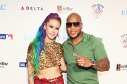 Flo Rida and Stayc Reign Photo
