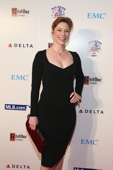 More Pics of Diane Neal Little Black Dress (1 of 2) - Little Black Dress Lookbook - StyleBistro