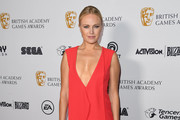 Malin Akerman Evening Dress