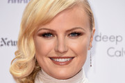 Malin Akerman Side Swept Curls