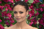 Thandie Newton Braided Updo