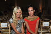 Louise Roe and Tinsley Mortimer Photo