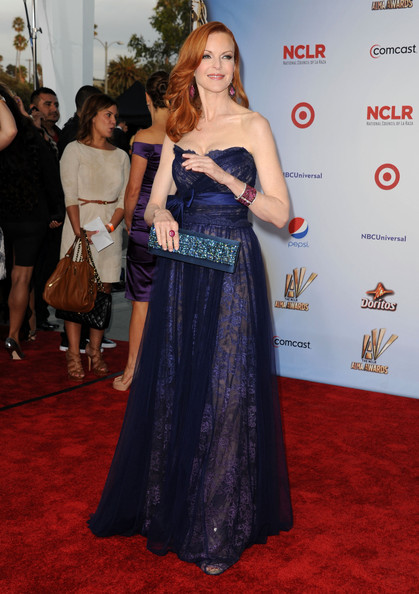 Marcia Cross Beaded Clutch