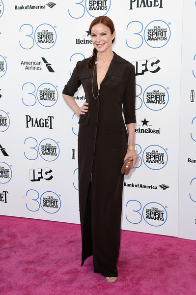 Marcia Cross Shirtdress