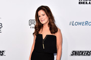Marcia Gay Harden Strapless Dress