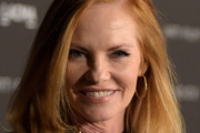 Marg Helgenberger Long Side Part