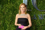 Marg Helgenberger Satin Clutch