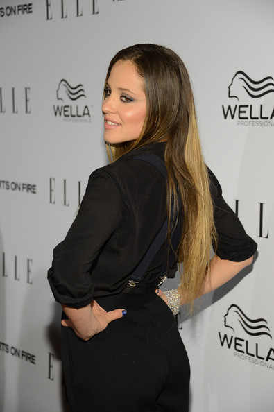 ELLE's Women in Television Celebration - Red Carpet