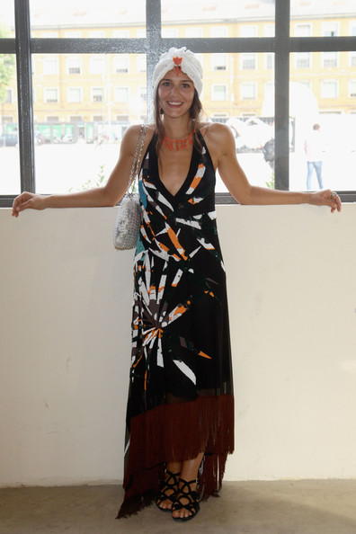 Margherita Missoni Halter Dress