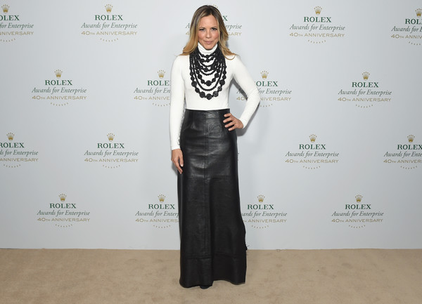 Maria Bello Long Skirt [clothing,fashion,carpet,formal wear,red carpet,suit,dress,waist,flooring,fashion design,rolex awards for enterprise,hollywood,california,dolby theatre,maria bello,actress]