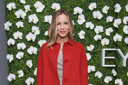 Maria Bello Wool Coat