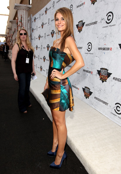 Maria Menounos Shoes