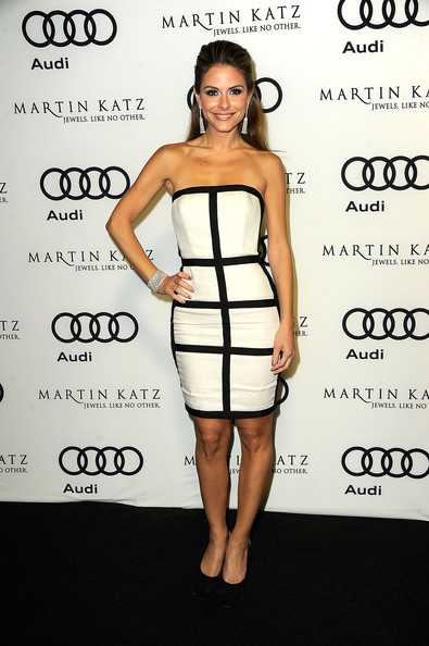 Maria Menounos Pumps