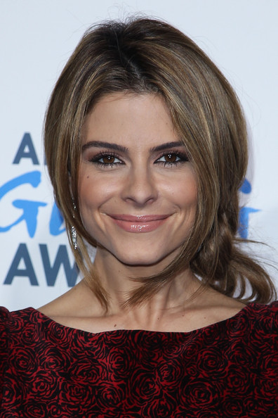 Maria Menounos False Eyelashes