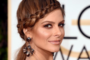 Maria Menounos Metallic Eyeshadow
