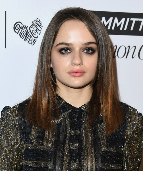More Pics of Joey King Medium Straight Cut (1 of 7) - Joey King Lookbook - StyleBistro [marie claires 5th annual fresh faces,joey king,poppy,hair,face,hairstyle,eyebrow,lip,beauty,long hair,nose,black hair,brown hair,california,los angeles,arrivals]