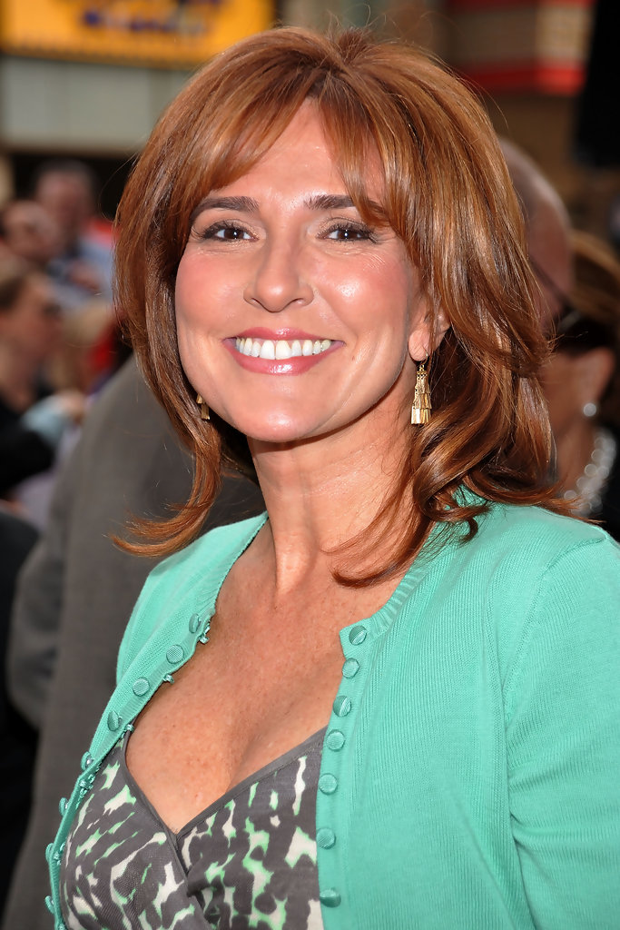 Marilyn Milian Medium Curls With Bangs Marilyn Milian