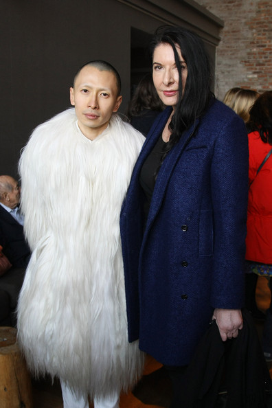 Marina Abramovic Wool Coat