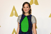 Marion Cotillard Cocktail Dress