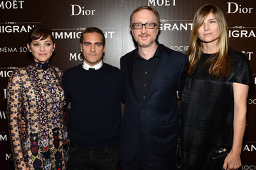 Marion Cotillard Joaquin Phoenix 'The Immigrant' Premieres in NYC