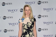 Marissa Mayer Print Dress