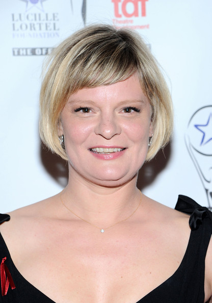 Martha Plimpton Hair