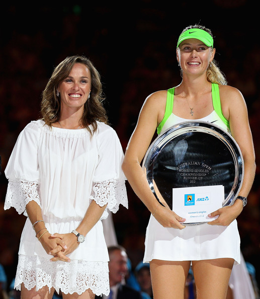 Martina Hingis Clothes