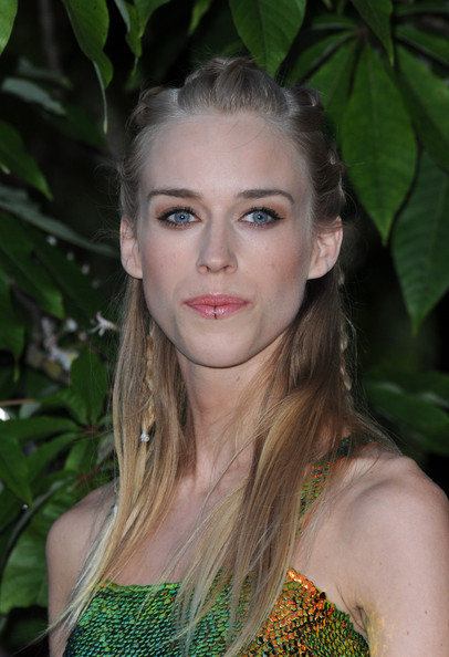 Mary Charteris Hair