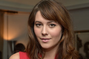 Mary Elizabeth Winstead Medium Wavy Cut with Bangs