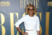 Mary J. Blige Pencil Skirt