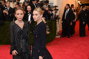 Mary-Kate Olsen Satin Clutch