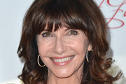 Mary Steenburgen Medium Curls with Bangs