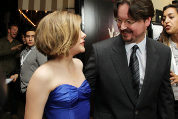 "Matt Reeves Chloe Grace Moretz Premiere Of Overture Films' ""Let Me In"" - Arrivals"