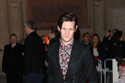Matt Smith Men's Suit