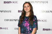 Maude Apatow Mini Skirt