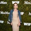 Look of the Day: Jena Malone's Jean Jacket Glamour