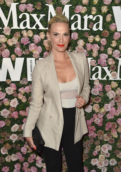More Pics of Molly Sims Blazer (1 of 3) - Outerwear Lookbook - StyleBistro