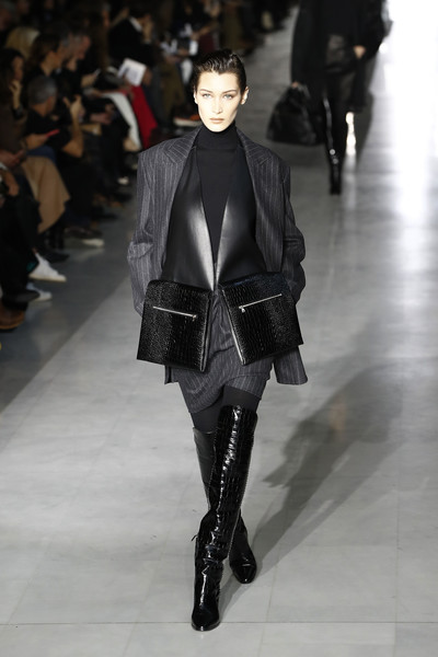 0b46705710e More Pics of Bella Hadid Over the Knee Boots (4 of 6) - Boots ...