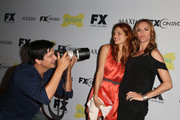 Lake Bell and Erinn Hayes Photo