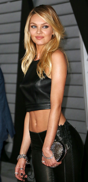 More Pics of Candice Swanepoel Studded Clutch (3 of 6) - Studded Clutch Lookbook - StyleBistro