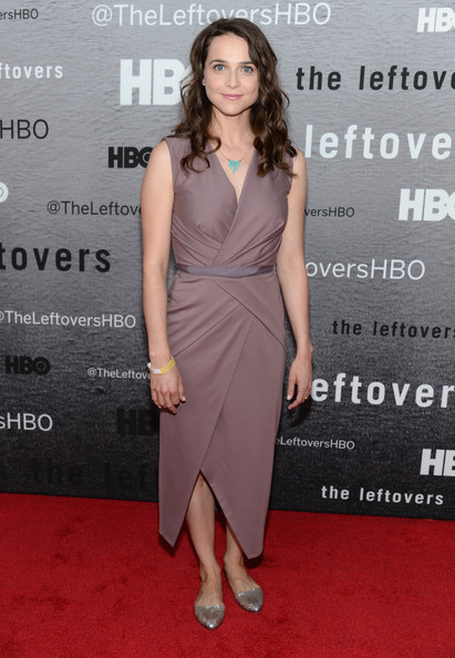 Maya Kazan Wrap Dress