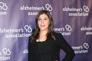 Mayim Bialik Knee Length Skirt