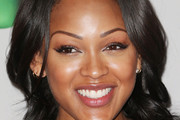 Meagan Good Long Curls