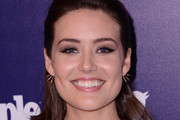 Megan Boone Half Up Half Down