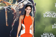 Megan Fox Cutout Dress