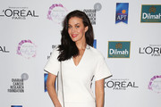 Megan Gale Knee Length Skirt
